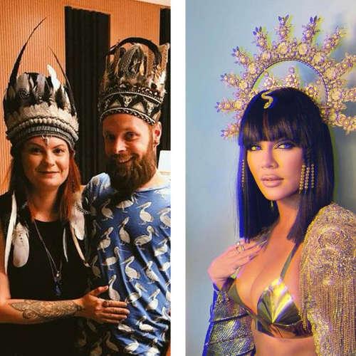 Slovenskej dizajnérke sa splnil sen. Jej čelenku si objednala americká hviezda Khloe Kardashian