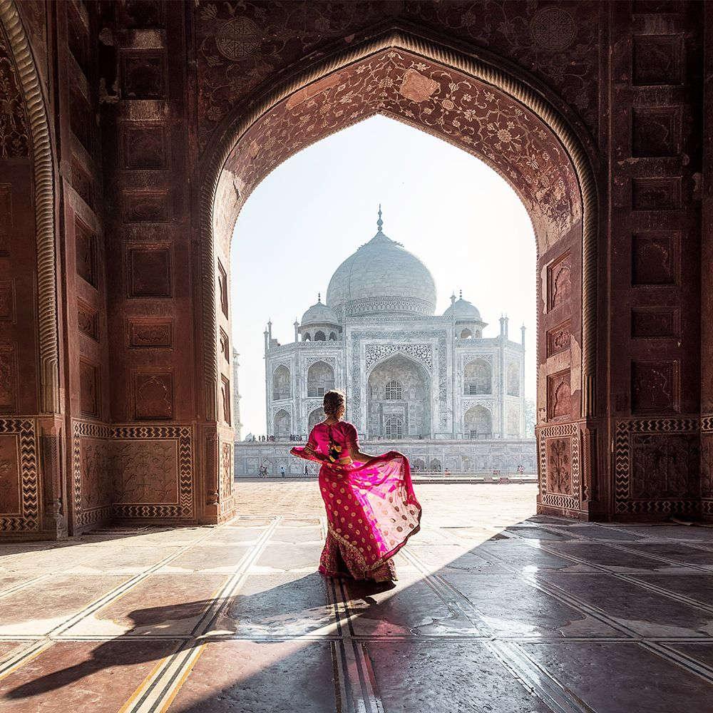 Dobrý datovania mieste v Indii