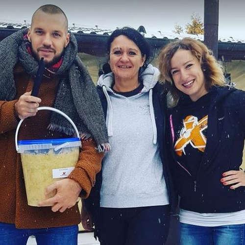 Mišo a Táňa rozviezli Stupavské zelé po celom Slovensku