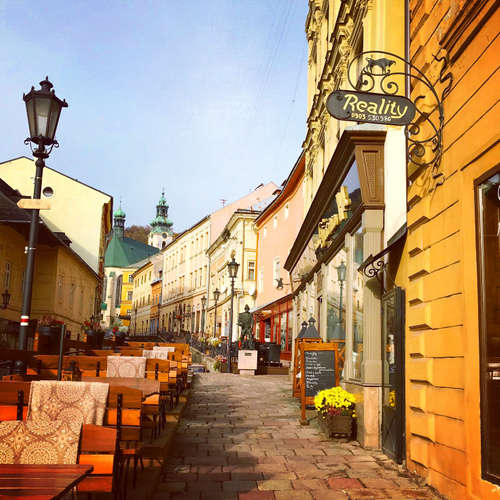 Objav Strieborné mesto a Banku lásky! Banská Štiavnica je vždy dobrý nápad
