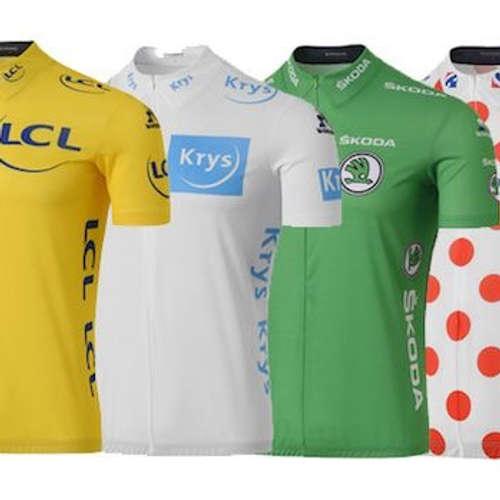 TDF: Čo znamenajú dresy Tour de France?