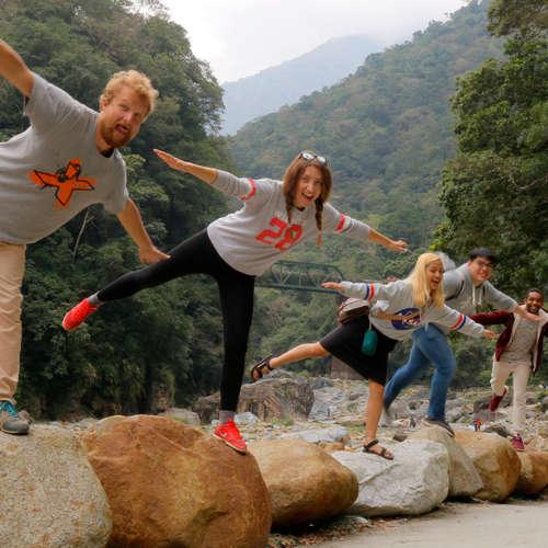 Stopujeme v Taiwane! A je to super! (Svetobežníci)