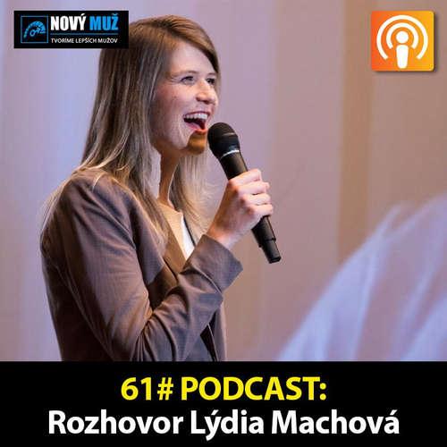 61# PODCAST - Rozhovor Lýdia Machová - Ako som sa naučila 9 jazykov a ako sa to môžeš naučiť aj ty