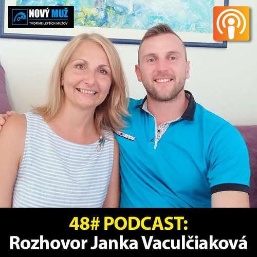 48#PODCAST - Rozhovor Janka Vaculčiaková - Čo potrebujú ženy vo vzťahoch