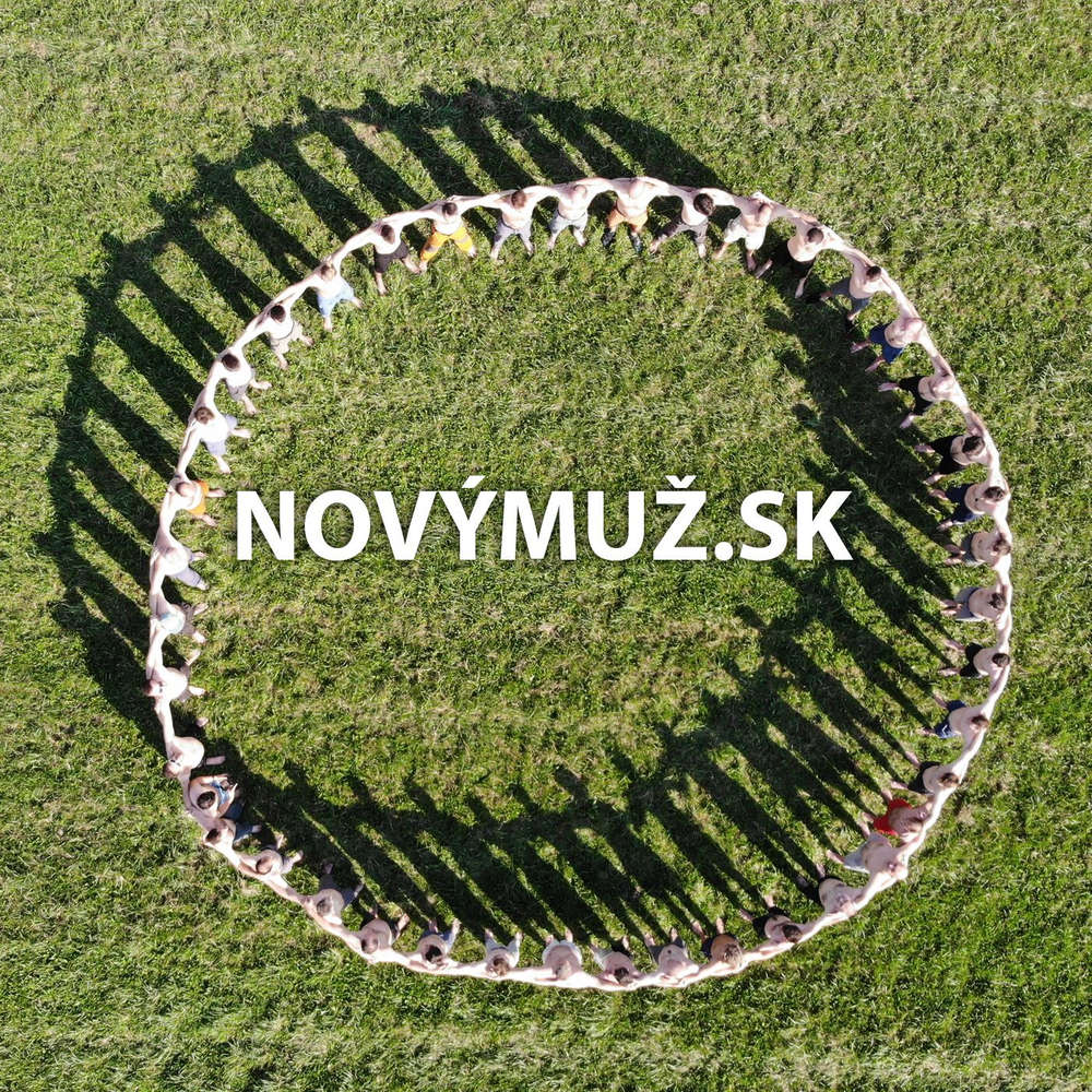 Podcast Novymuz.sk - Tvoríme lepších mužov