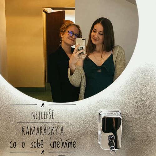 Klářin pokec #8 - Nejlepší kamarádky a co o sobě (ne)víme s Aničkou