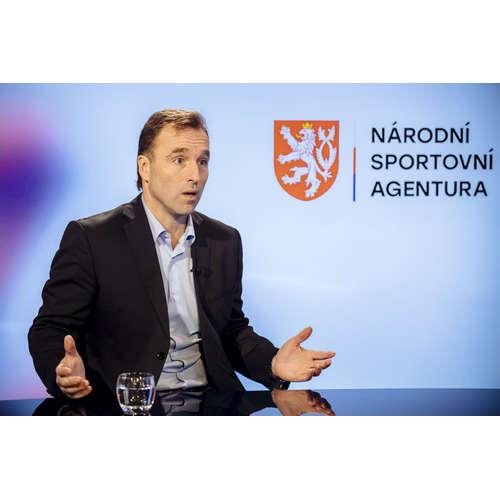 Chceme vrátit děti ke sportu, kritiku Haška chápu, řekl Hnilička v Rozstřelu