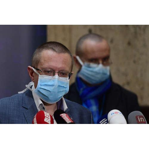 Šéf statistiků přiznal, že má strach z následků pandemie - 1. část