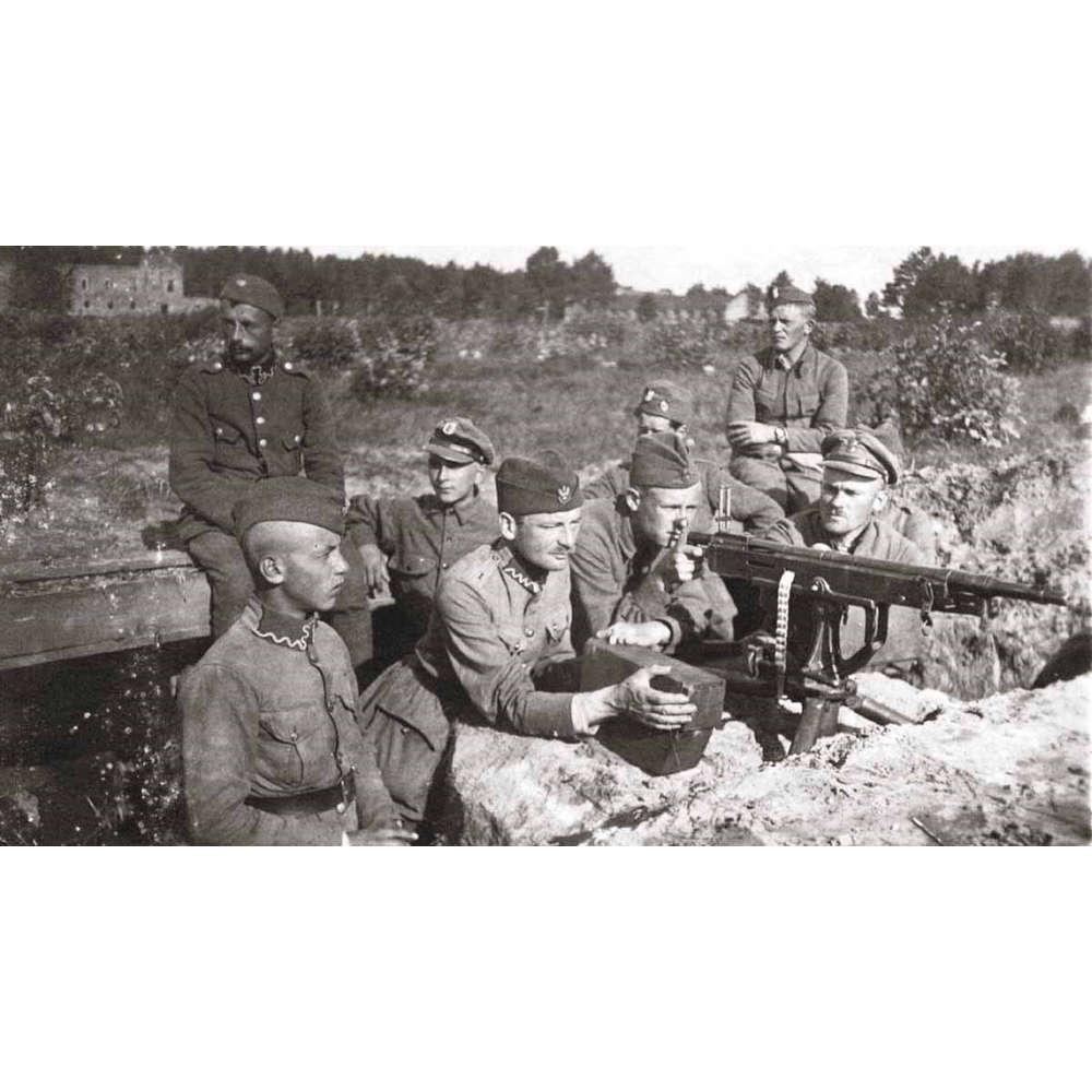 """Polákům pomohl před 100 lety proti Rudé armádě """"zázrak na Visle"""""""
