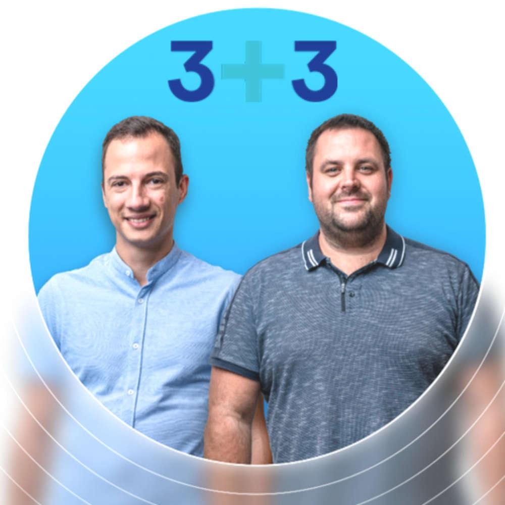 3 plus 3