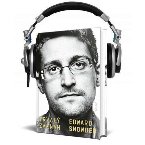 Čítanie z knihy Trvalý záznam (Edward Snowden)