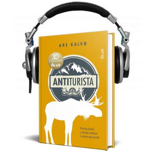 Čítanie z knihy Antiturista (Are Kalvo)