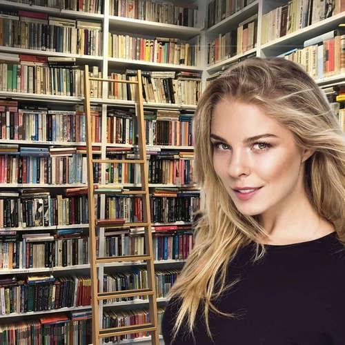 """Veronika Cifrová Ostrihoňová: """"Sú to moje srdcovky. Knihy, ktoré ma bavia!"""""""