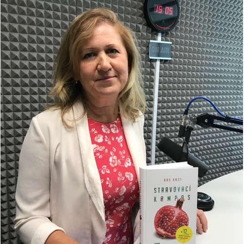 """""""Naše telo si všetko pamätá anezdravú stravu nám raz spočíta,"""" tvrdí doktorka Adriana Ilavská."""