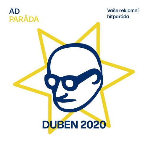 AdParáda 04/20: Kaspen ohromil porotce nejdivnější reklamou