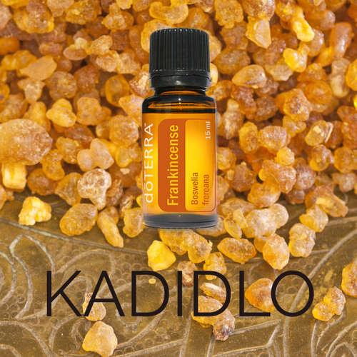 Esenciální olej KADIDLO