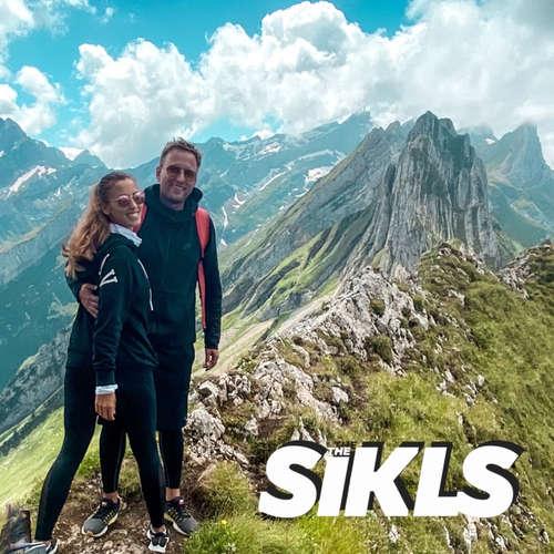 #9 Šcýcarsko přes hřebeny hor.