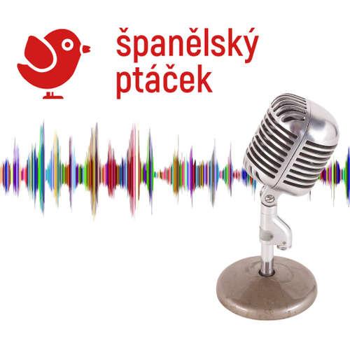 Cestování ve Španělsku komentuje španělský ptáček
