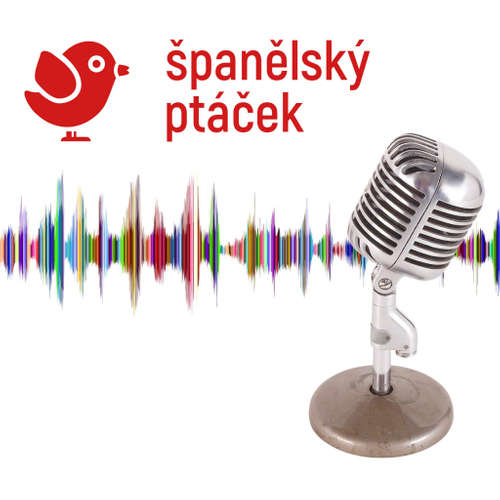 Jídlo ve Španělsku komentuje španělský ptáček