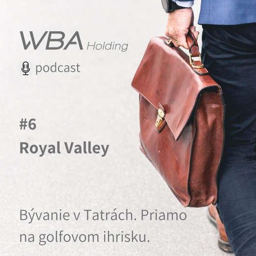 Royal Valley. Bývanie v Tatrách. Priamo na golfovom ihrisku