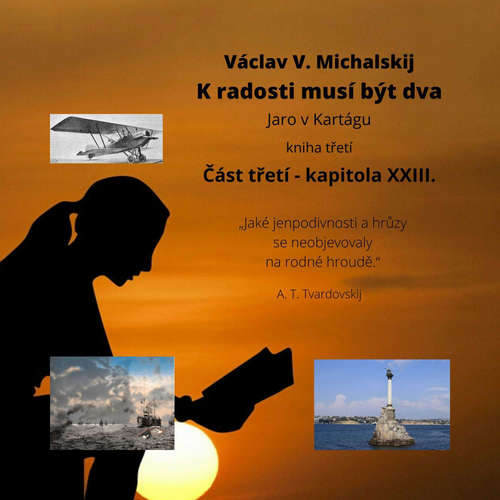 3.3.23. – K radosti musí být dva – kapitola XXIII.