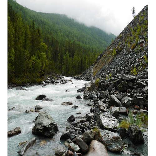 2.Do Altajských hôr!