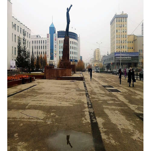 4. Jakutsk, najchladnejšie mesto na Zemi